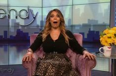 9 Wendy Williams ordered to take three weeks off for treatment of Graves' Disease