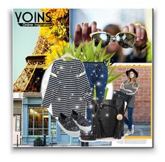 """""""Yoins 1"""" by zenabezimena ❤ liked on Polyvore featuring mode, Anja, Marc Jacobs et Stray Dog Designs"""