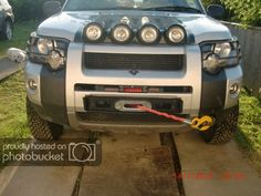 Freelander 2, Land Rover Freelander, Winch Mounting Plate, Land Rover Discovery, Offroad, Landing, Land Rovers, Monster Trucks, Project Ideas