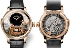 Swiss watchmaker #Jaquet #Droz pay tribute to #Geneva with The Bird Repeater Geneva at: http://www.limitio.com/articles/watch/jaquet-droz-presents-the-bird-repeater-geneva