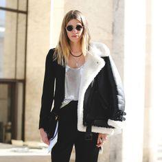 Se tem um tipo de fashion girl que sabe como arrasar nos looks de inverno são as francesas. Seu estilo cool, despojado e com aquela carinha que deu o mínimo de esforço são os maiores motivo pelos quais as french girls são as nossas inspirações de es