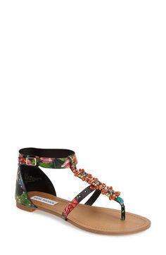 Steve Madden 'Zalia' Embellished Sandal (Women) | Nordstrom