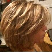 25+ best ideas about Medium layered bobs on Pinterest ...