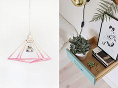 Como não pensei nisso antes? 10 DIY incríveis para decorar a casa!