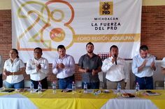 Durante el Foro del 28 aniversario de la fundación del sol azteca en la región Jiquilpan, el dirigente estatal subrayó que luego de los últimos gobiernos del PRI y el ...