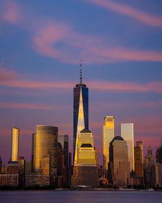#newyork #newyorkcity #nyc #photography #ilovenewyork #oneworldtradecenter #worldtradecenter