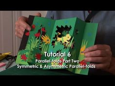 Tutorial 6 - Parallel-folds Part 2 Symmetric & Asymmetric - YouTube