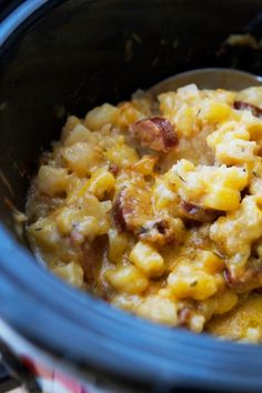 Smoked Sausage Hashbrown Casserole (maybe half hashbrowns, half cauliflower?)