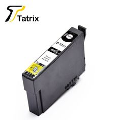 12.00$  Buy here - http://alibfk.shopchina.info/go.php?t=32809076757 - 5 PCS T1351 1351 Black Color Compatible Ink Cartridge Compatible For Epson Stylus T25/TX123/TX125/TX135  #aliexpressideas