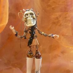 Sci Fi Fantasy Art Doll Untucked Robot Art by gothB4play on Etsy,