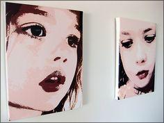 Cool pop art effect tutorial