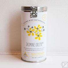 Flying Bird Botanicals Jasmine Green Gift Tea