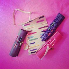 Que tus colores estén bien ordenaditos con estos lapiceros que nos acaban de llegar de Bibí!