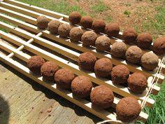 slingnstones: clay ammo