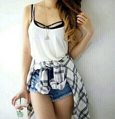48 New Ideas How To Wear Bralette Outfit Shirts Casual Mode Outfits, Outfits For Teens, Casual Outfits, Hipster Outfits, Summer Outfits For Teen Girls Hipster, Hipster Shoes, Junior Outfits, Grunge Outfits, Girl Outfits