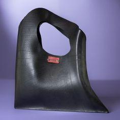 Shoulder cut bag