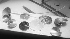 "Twirls for ""cladonia"" collection www.hannatommola.com Winter Fashion, Handmade Jewelry, Boutique, Shopping, Image, Collection, Winter Fashion Looks, Handmade Jewellery, Jewellery Making"