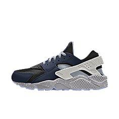 Nike Air Huarache iD Women's Shoe Nike Air Huarache Ultra, Huarache Run, Nike Co, Custom Shoes, Sneakers Nike, Fashion, Custom Tennis Shoes, Nike Tennis, Moda