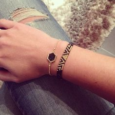 Petites nouveautés bientôt sur le site! Qu'en pensez-vous? #bijoux #bracelet #artisticbracelet #handmade