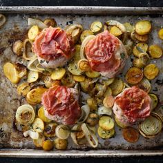 Brown Sugar-Rubbed Pork Loin with Orzo | Recipe | Pork Loin, Orzo and ...