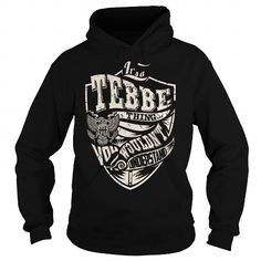 Awesome Tee Its a TEBBE Thing (Eagle) - Last Name, Surname T-Shirt T shirts