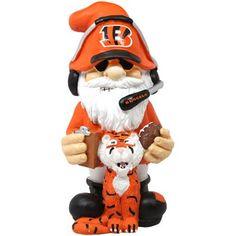 Cincinnati Bengals Thematic Gnome II