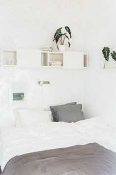 Home tour in Stockholm.