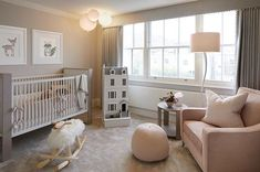 Are you looking for ideas on how to decorate your nursery room? Discover these seven luxury baby room ideas which are perfect for you & your new arrival. Home Bedroom Design, Baby Room Design, Nursery Design, Home Decor Bedroom, Interior Design Living Room, Interior Livingroom, Room Decor, Baby Nursery Decor, Nursery Room