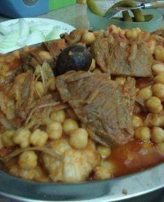 تشريب لحم tashreeb