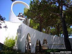 La Grande Motte - l'église Saint Augustin