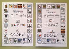 Conjunto de tableros de comunicación con pictogramas de ARASAAC para trabajar las funciones ejecutivas, señalando o coloreando las actividades que se realizan a diario en casa y en el colegio.. Estas agendas podemos utilizarlas para potenciar la comprensión y expresión oral, así como la comunicación funcional a nivel pragmático.
