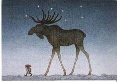 Elk by Lennart Helje | Flickr - Photo Sharing!