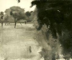 Edwin Dickinson (American, 1891-1978), Orchard, 1938. Oil on canvas, 59.7 x 72.4 cm.