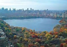 The Central Park Reservoir - A great place for a morning jog!