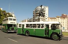 Double Decker Bus, Historical Photos, Lisbon, Buses, Vintage Photos, Old Things, Lisbon Portugal, Old Pictures, Cars