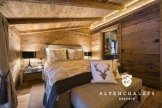 Premium Skichalet Oberlech - Hüttenurlaub in Lech-Zürs mieten - Alpen Chalets & Resorts
