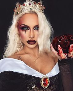 just a crown idea and make up idea. i would makit it look like stars are coming out of my eyes and the crown would have deep blue jewels instead - can