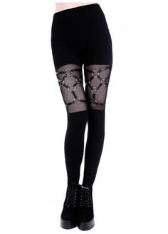Harness Leggings by Restyle