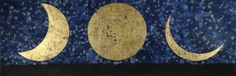 "Saatchi Online Artist: Gian Luigi Delpin; Paint 2011 Painting ""solve et coagula"""