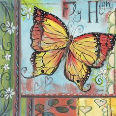 RB3710 <br>Whimsical Sentiments III <br> 12x12