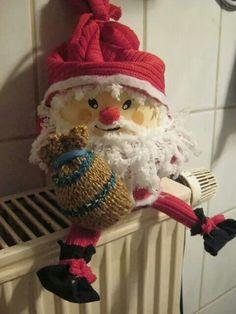Weihnachtsmann aus Tabakdose