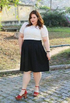 5 it girls plus size brasileiras que você precisa conhecer - Juliana Ricci