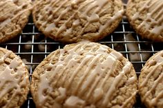 Brown Sugar Maple cookies. This post is quite entertaining as well!