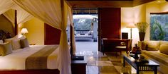 The Deluxe Suites in Nusa Dua, Bali at Amanusa are designed with alang-alang roofs and are a haven of tranquility. Book your Deluxe Suite at Amanusa with Aman. Bali Resort, Resort Spa, Bhutan, Laos, Filipino House, Vietnam, Bali Honeymoon, Best Resorts, Luxury Resorts