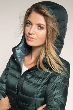 Puffy Sexy coat blond