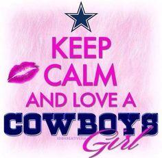 Love a cowboys girl