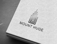 """Check out new work on my @Behance portfolio: """"Mount Huge Developers : Brand Identity"""" http://be.net/gallery/38286921/Mount-Huge-Developers-Brand-Identity"""