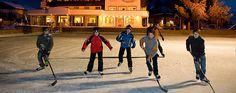 Salzburg, Street View, Ice Skating