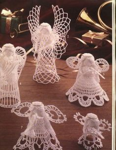Lots of great patterns, many many beautiful angels to choose from!