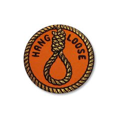 Pins & Patches :: PATCHES :: Hang Loose Patch